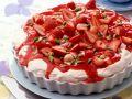 Mascarpone Cream with Strawberries and Pistachios recipe
