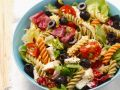 Med-style Fusilli with Olives recipe