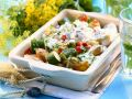 Mediterranean Potato Salad with Yogurt Dressing recipe