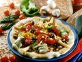 Mexican Style Pizza recipe