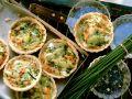 Mini Vegetable Quiches recipe