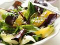 Mixed Salad with Ginger and Orange Dressing recipe
