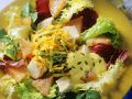 Mixed Salad with Turkey recipe