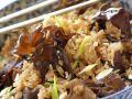 Mushrooms with Rice recipe