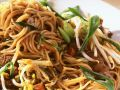 Noodles with Beef and Vegetables recipe
