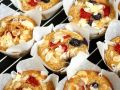 Nut, Oat, and Fruit Cakes recipe