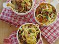 Pasta and Mushroom Casserole recipe
