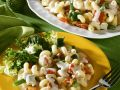 Pasta Salad with Beans and Bacon recipe