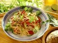 Pasta Salad with Bell Pepper and Cucumber recipe