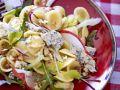 Pasta Salad with Blue Cheese, Arugula and Walnuts recipe