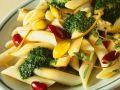 Pasta with Basil Pesto recipe