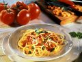 Pasta with Vegetable Sauce recipe