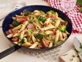 Penne with Broccoli and Sausage recipe