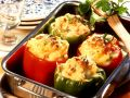 Peppers Stuffed with Mashed Potatoes recipe