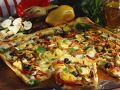 Pizza with Tuna and Vegetables recipe