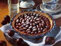 Plum Pie with Whipped Cream recipe