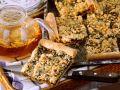 Poppy Seed Streusel Bars recipe
