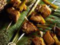 Pork and Pineapple Skewers recipe