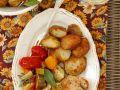 Pork Schnitzel with Vegetables recipe