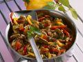 Pork Tenderloin with Peppers recipe