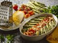 Potato and Asparagus Gratin recipe