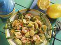 Potato and Shrimp Salad recipe