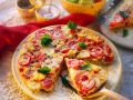 Potato and Tomato Spanish Tortilla recipe