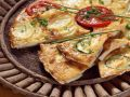 Potato, Zucchini and Tomato Tortilla recipe