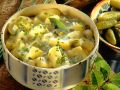 Potatoes with Caraway and Pickles recipe