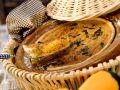 Pumpkin Quiche with Bacon recipe