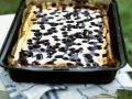 Quark and Blueberry Cake recipe