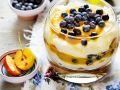 Quark and Fruit Parfaits recipe