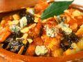 Rabbit Tajine recipe