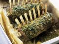 Rack of Lamb with Herb Crust recipe