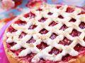 Rhubarb and Meringue Pie recipe