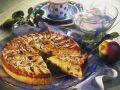 Rice Cake with Apple and Raisins recipe