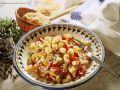 Rice Salad with Peppers and Cheese recipe