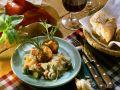 Risotto with Lamb Meatballs recipe