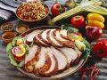 Sliced Pork with Chopped Salad recipe