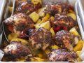 Roasted Honey Mustard Chicken recipe