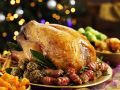 Roasted Turkey with Stuffing and Gravy recipe