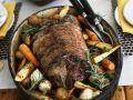 Root Veg and Beef Dish recipe