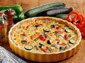 Rustic Vegetable Quiche recipe