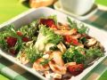 Salad with Chicken Breast and Mustard-yogurt Dressing recipe