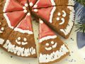 Santa Claus Honey Cake recipe