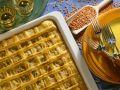Sauerkraut Tart with Curried Lentils recipe