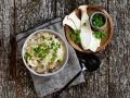 Schnitzels with Creamy Mushroom Sauce recipe