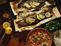 Spiced Trout with Couscous recipe