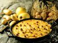 Spicy Apple Potato Casserole recipe