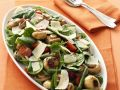 Spinach Salad with Mushrooms recipe